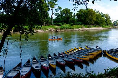 Klein Swim Canoe trip DropDSCF7163-71631