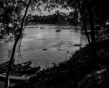 Klein Swim Canoe trip DropDSCF7174-71741