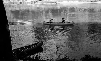 Klein Swim Canoe trip DropDSCF7186-71861