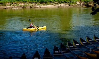 Klein Swim Canoe trip DropDSCF7176-71761
