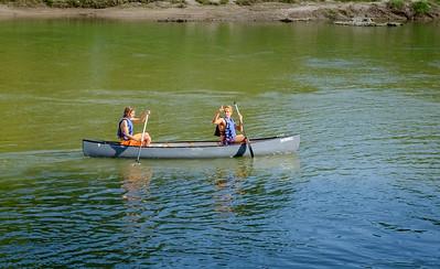 Klein Swim Canoe trip DropDSCF7170-71701