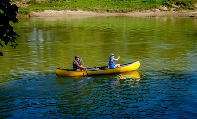 Klein Swim Canoe trip DropDSCF7183-71831