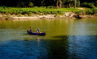 Klein Swim Canoe trip DropDSCF7184-71841