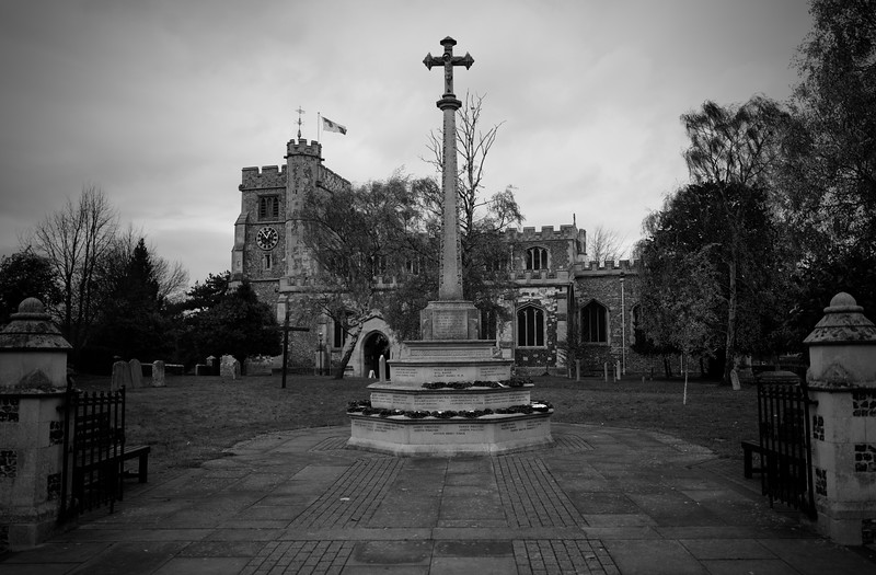 St Peter & St Paul's Church in Tring