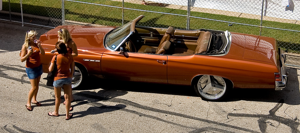 burnt orange convertible-19