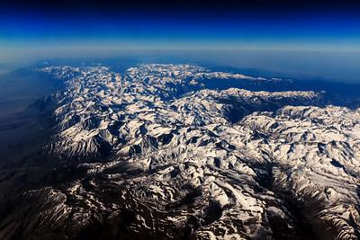 Sierra Nevadas SF-