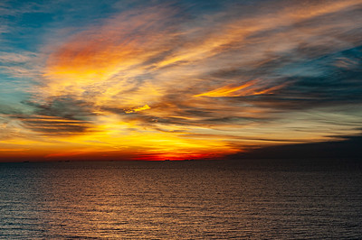 Galveston sunrise 112419-0599