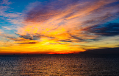 Galveston sunrise 112419-0590