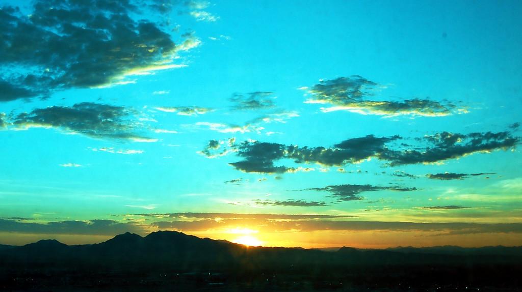 Wednesday Morning Sunrise