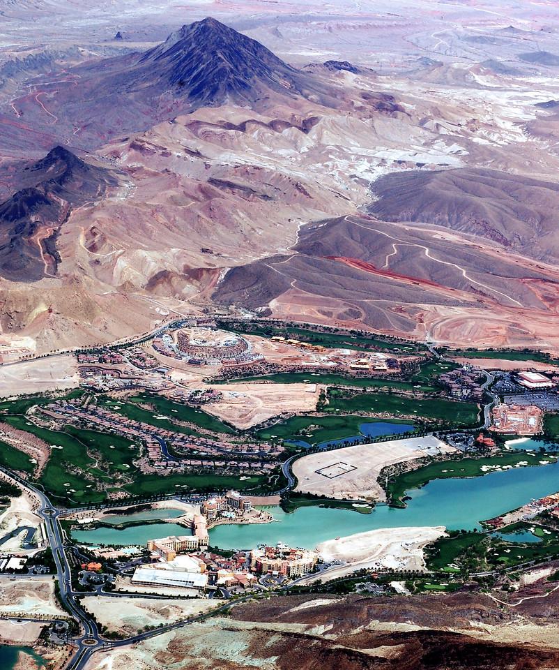 desert development
