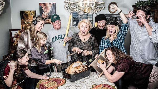 Family Thanksgiving 2012