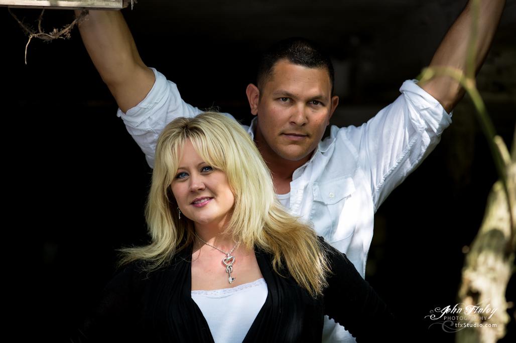 Denver and TJ Watson:  Engagement Photo Shoot 2012