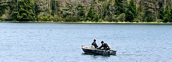 Amish Fishermen