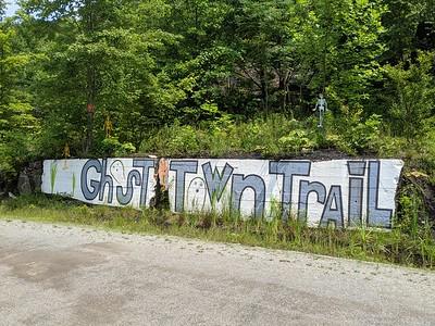 Ghost Town Trail Mural