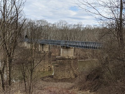 West Penn Trail Bridge