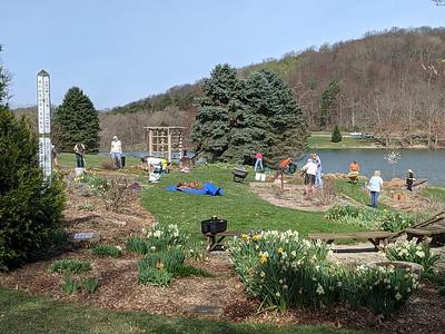Master Gardeners Work Day