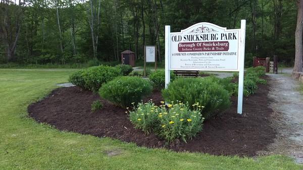 The Garden at Old Smicksburg Park