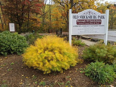 The Garden at Old Smicksburg Park