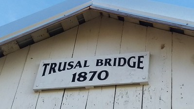 Our Oldest Covered Bridge