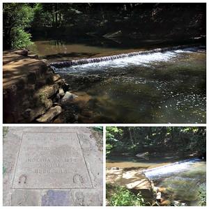 The WPA Dams of Indiana County