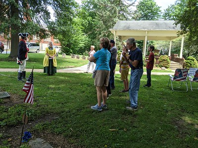 Memorial Park History Program
