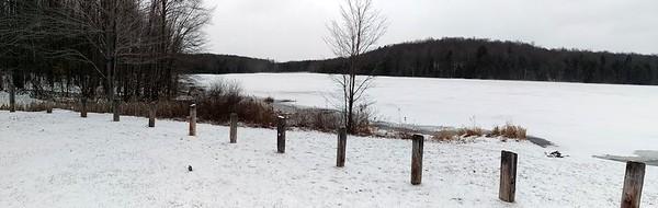 Hemlock Lake - February 16, 2017