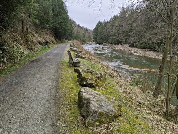 North Branch of Blacklick Creek