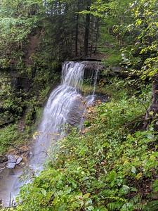 Buttermilk Falls - October 2021