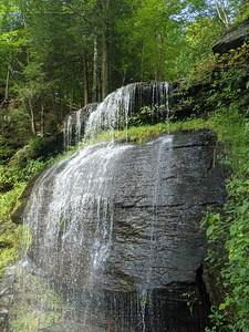 Buttermilk Falls - After September Rain