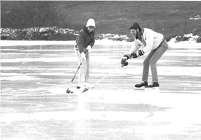 Before There Were Indoor Ice Rinks