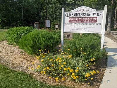 Old smicksburg Park - July 2021
