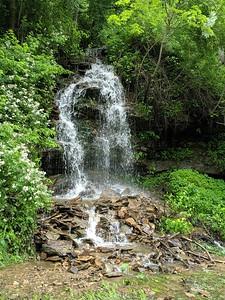Spring Rains Bring Watertfalls