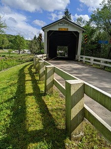 Thomas Covered Bridge
