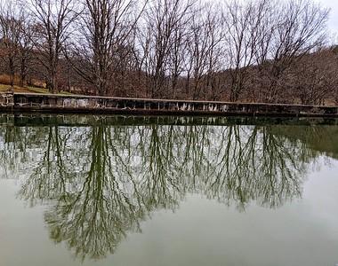 Cummings Dam Reflections