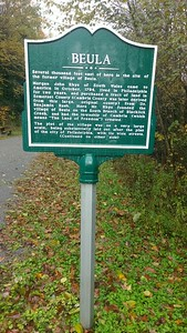 Beula - Early Welsh Settlement