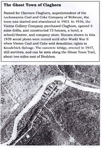 Claghorn History