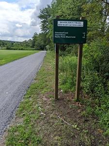 Hoodlebug Trail Resurfacing - July 31, 2020