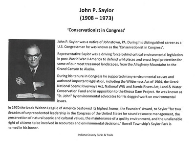 Conservationist in Congress
