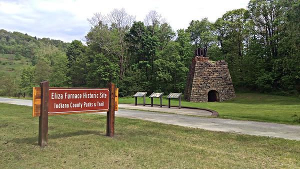 Eliza Furnace Historic Site