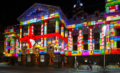 Christymas - Melbourne Town Hall, Victoria