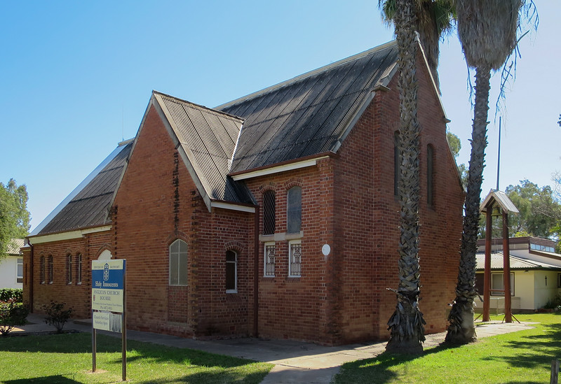 Anglican Church - Bourke, New South Wales