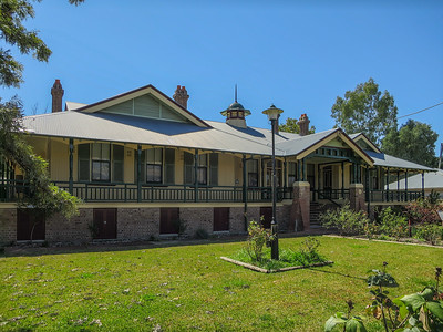 Lands Building (circa 1899) - Bourke, New South Wales