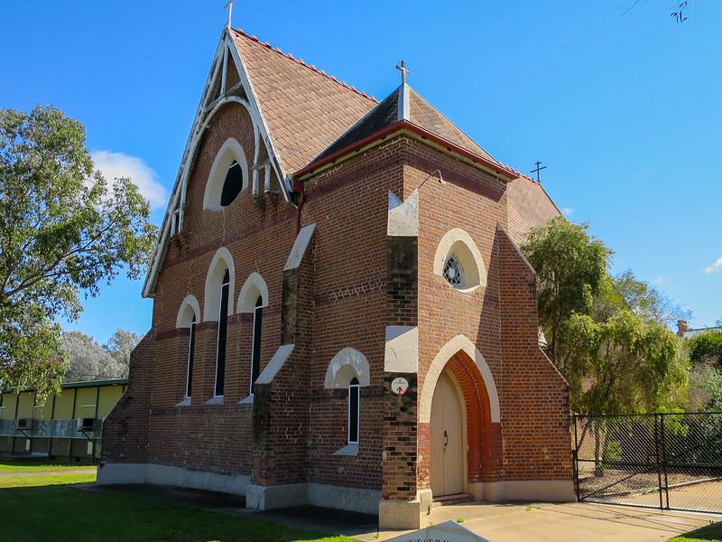 St Ignatius Catholic Church - Bourke, New South Wales
