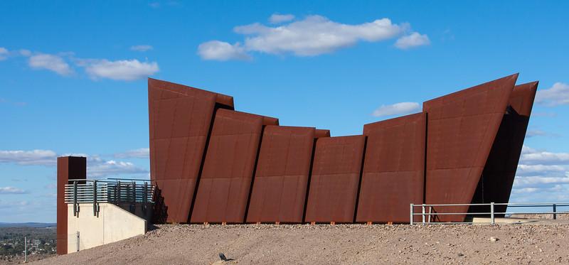 Mining memorial - Broken Hill, New South Wale