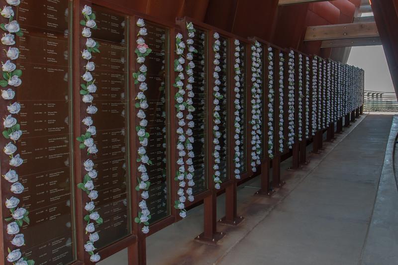 Mining memorial - Broken Hill, New South Wales