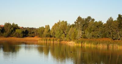Newey Recreation Reservoir - Cobar New South Wales