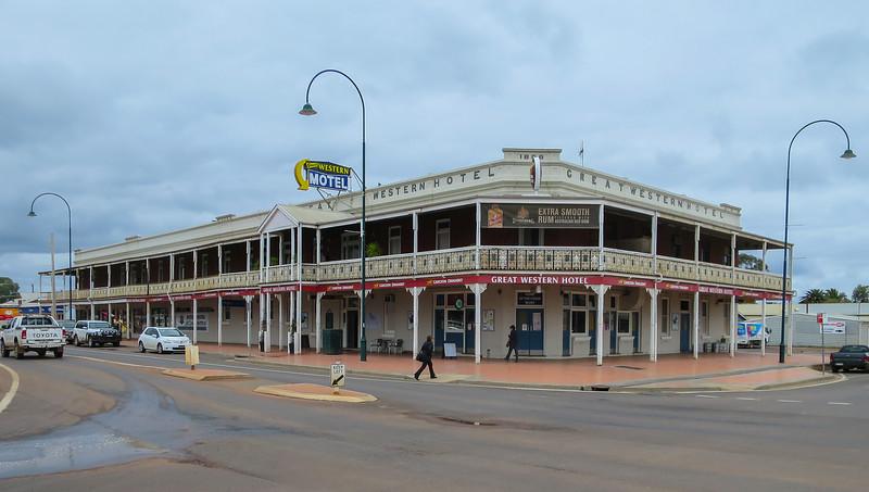 Great Western Hotel (circa 1898) - Cobar, New South Wales