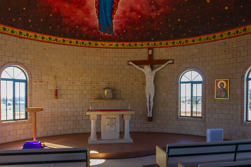 "Farm Chapel  ""Christ the King"" on Farm ""Bolo"" - Condobolin, New South Wales"
