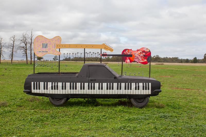 Ute - Condobolin, New South Wales