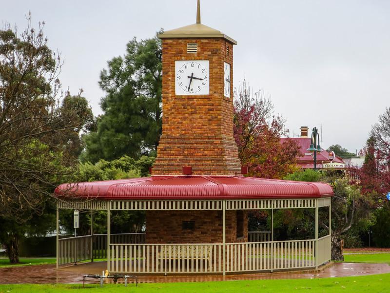 Rotunda - Coolamon, New South Wales